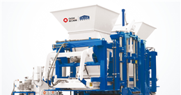 ZN1500C Automatic Concrete Block Making Machine