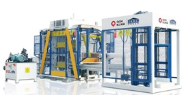 QT6 Automatic Block Making Machine